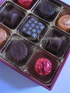 Dettaglio cioccolatini