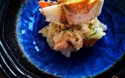 Insalata giapponese di patate