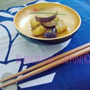 Asazuke di melanzana