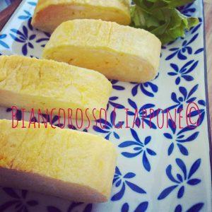 Tamagoyaki o frittata giapponese
