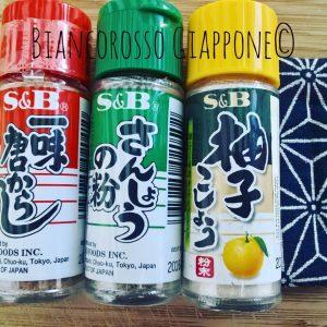 Spezie giapponesi