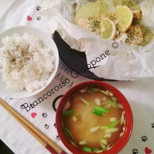 Cena casalinga giapponese