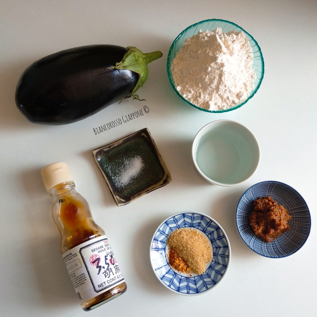 Ingredienti oyaki