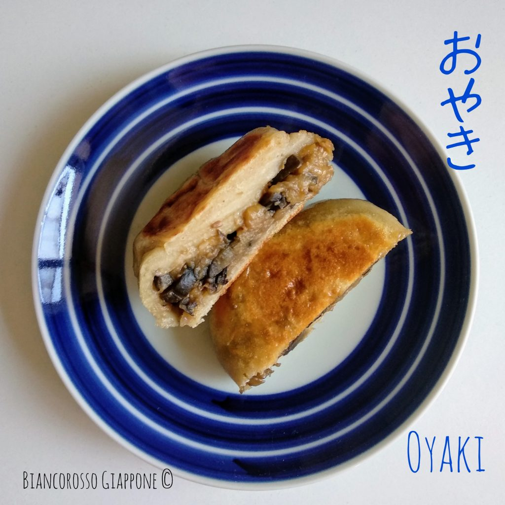 Oyaki di Nagano